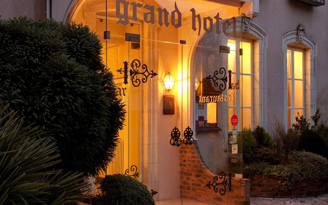 Enlighted welcome hotel pays de la loire