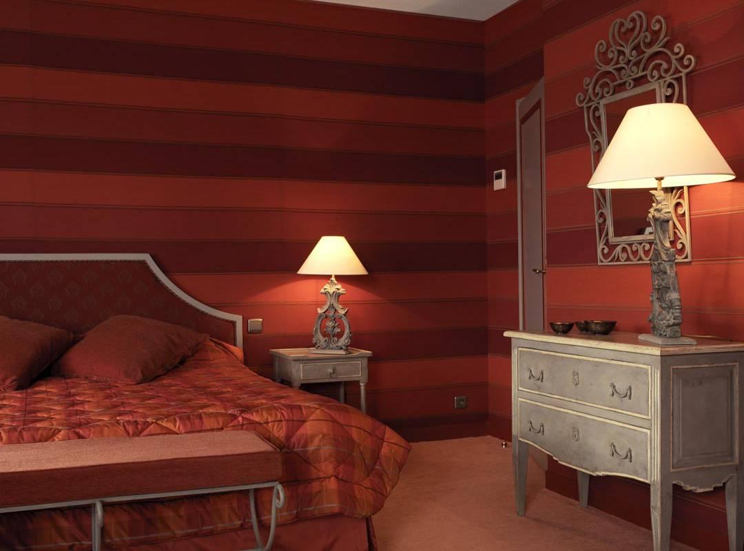 Élégante chambre hôtel Sarthe 3 étoiles