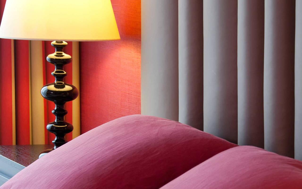 Hôtel 3 étoiles avec chambres calmes à Sablé-sur-Sarthe